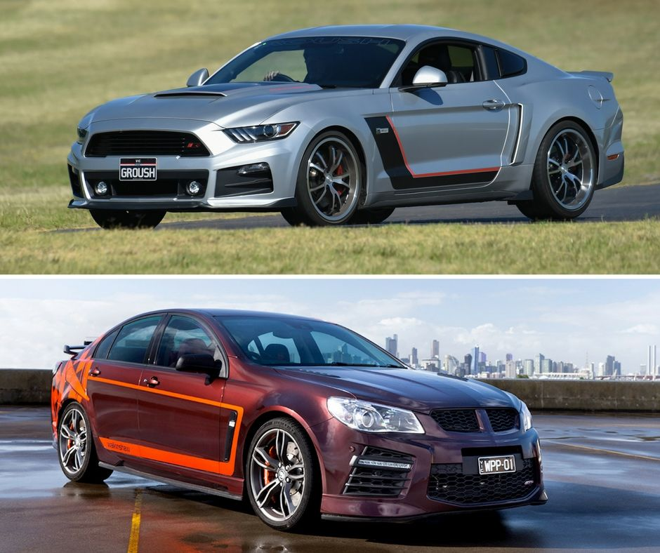 Win a Retro-fit HSV GTSR with W557 pack | Mater Lottery News