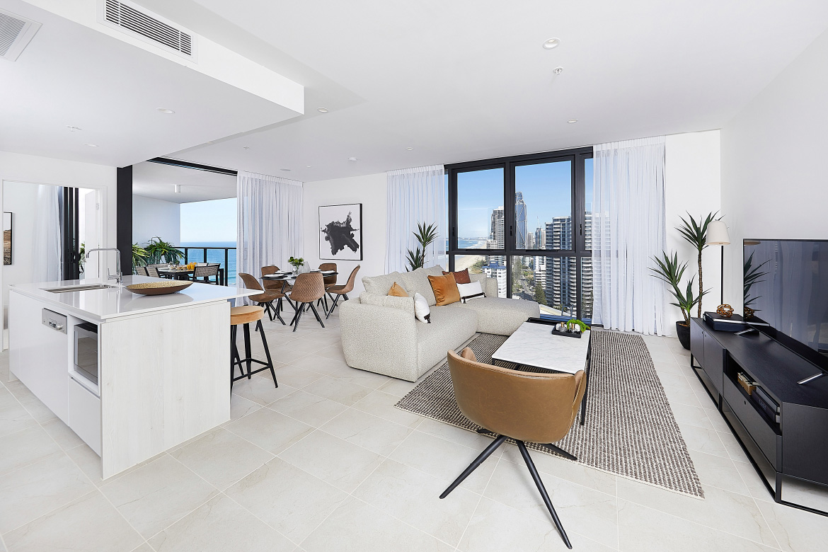 MPH287 Surfers paradise apartment