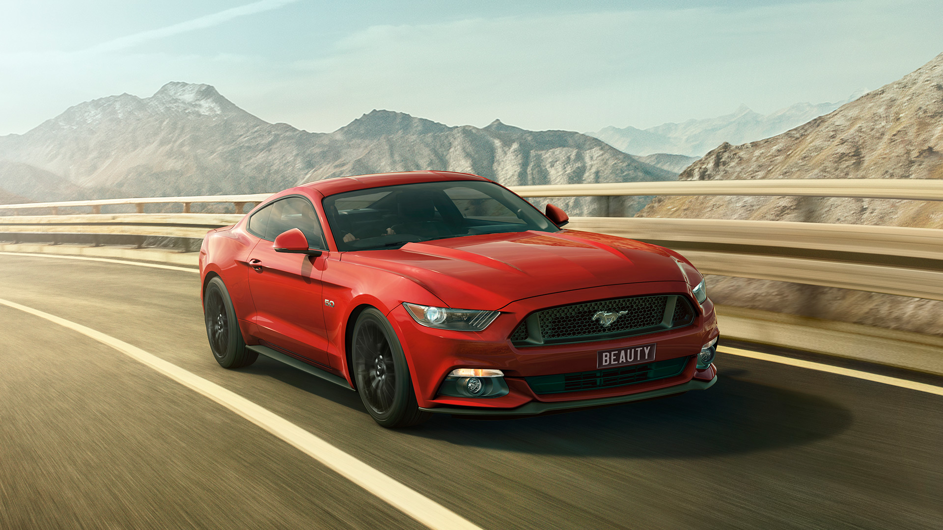 The On-Road Beauty - 2020 Ford Mustang