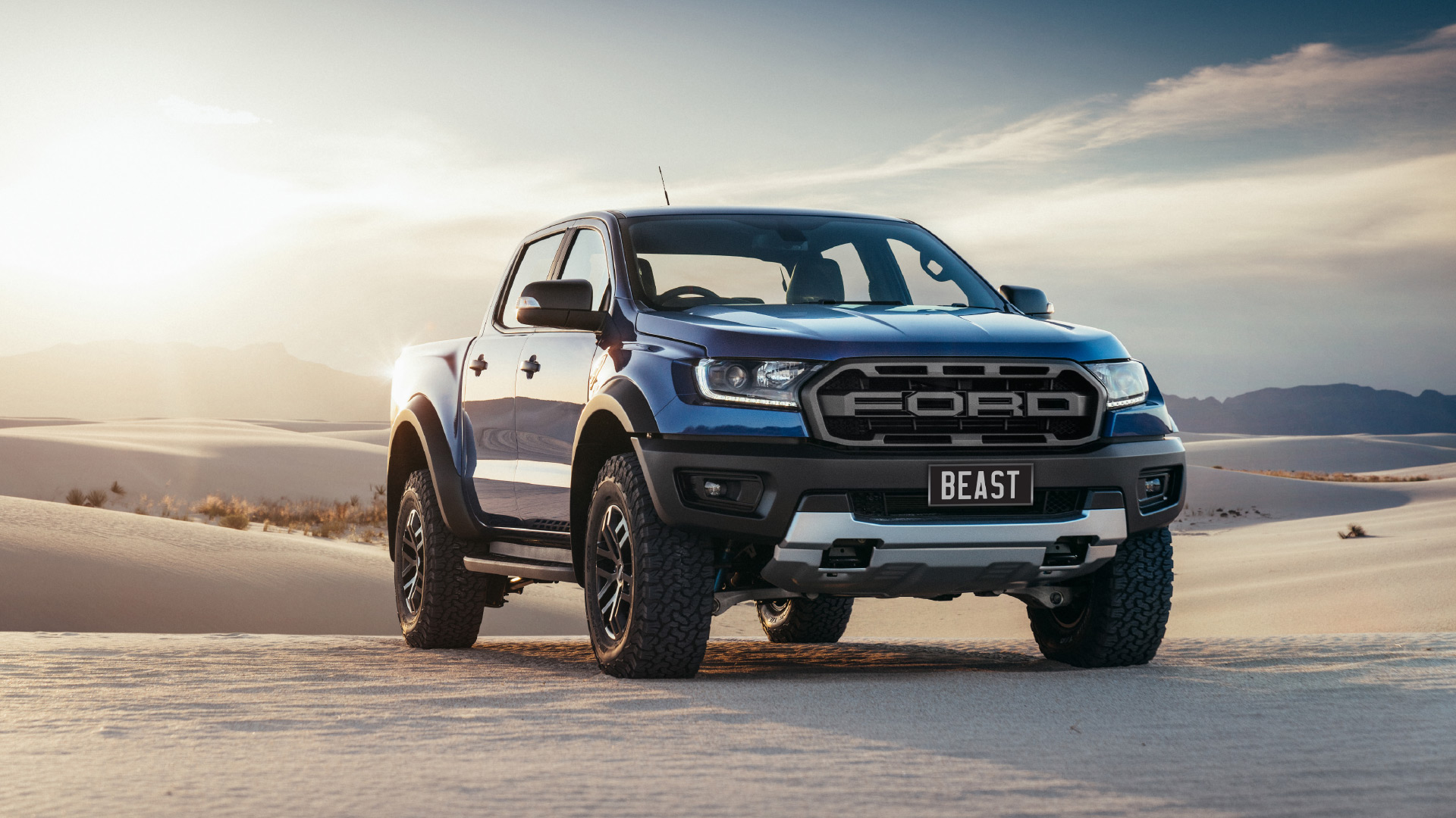 The Off-Road BEAST - 4WD Beast - 2020 Ford Ranger Raptor