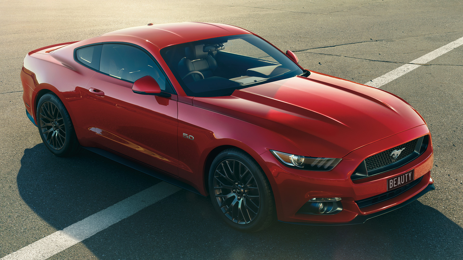 The Beauty - 2020 V8 5.0L Ford Mustang Fastback