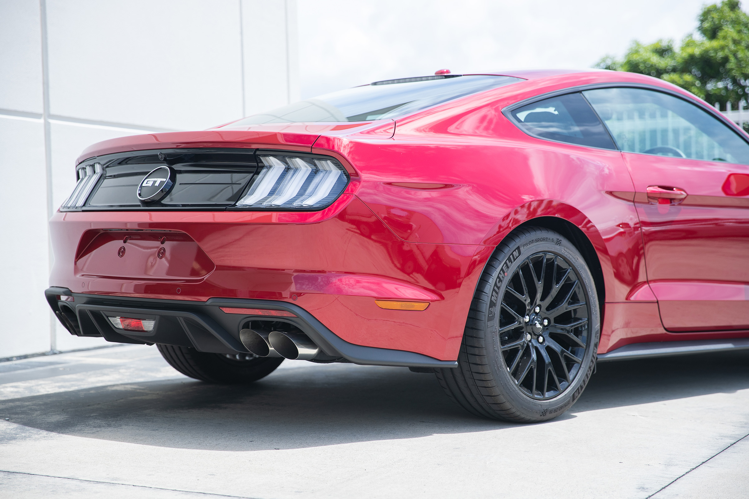 The unique combination of classic style and advanced technology have long been the hallmark of the Mustang